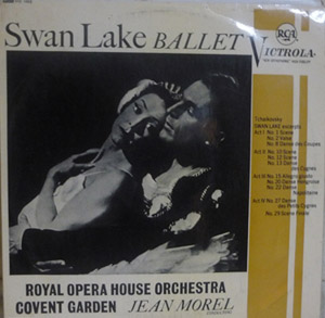 Jean Morel, Royal Opera House Orchestra - Swan Lake (Excerpts)
