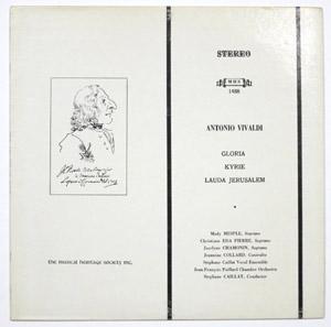 Antonio Vivaldi - Gloria - Kyrie - Lauda Jeruslem