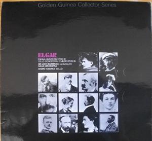 Elgar - Sir John Barbirolli, Andr? Navarra -