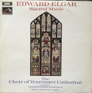 Edward Elgar, Choir Of Worcester Cathedral - Sacred Music