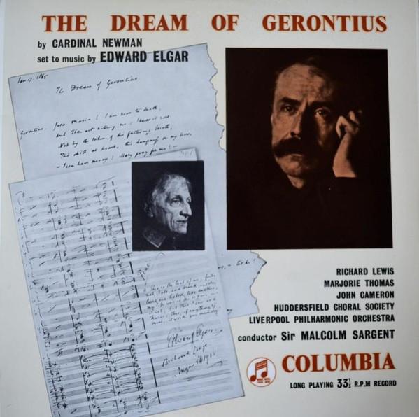 Cardinal Newman, Edward Elgar - The Dream Of Gerontius