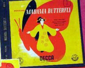 Puccini -Erede - Chorus Accademia Di Santa Cecilia - Madama Butterfly (3 record set)