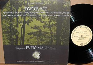 Dvorak - John Barbirolli - Symphony No. 4 in G Major, Op. 88