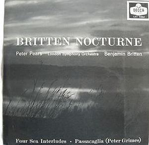 Benjamin Britten - Nocturne
