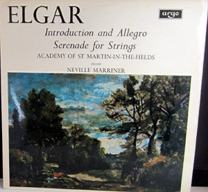 Elgar -  Neville Marriner - Introduction & Allegro & Serenade for String