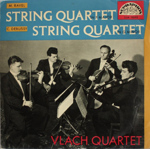 DEBUSSY/ RAVEL - String Quartets