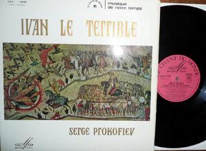 PROKOFIEV - VALENTINA  LEVKO - IVAN  LE  TERRIBLE