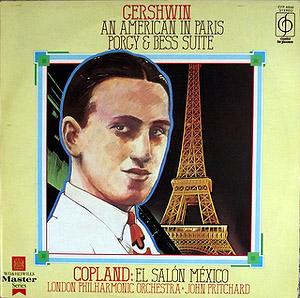 Gershwin - An American In Paris CD