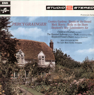 PERCY GRAINGER - Country Gardens - Handel in the Strand