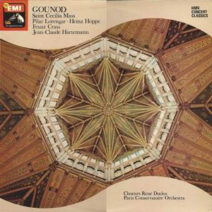 Gounod / Pilar Lorengar / Heinz Hoppe - Saint Cecilia Mass