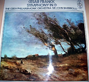 Cesar Franck - Czech Philharmonic - Barbirolli - Symphony In D
