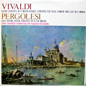 Antonio Vivaldi, Giovanni Pergolesi - Guitar Concerto  - Salve Regina