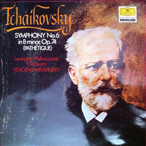 Tchaikovsky - London Phil. Orch. - Mravinsky - Symphony No.6 In B Minor, Op.74