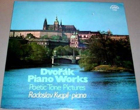 DVORAK - PIANO WORKS  - POETIC TONE PICTURES Op. 85