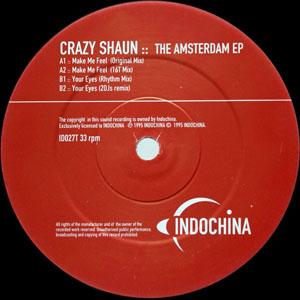 Crazy Shaun - The Amsterdam EP