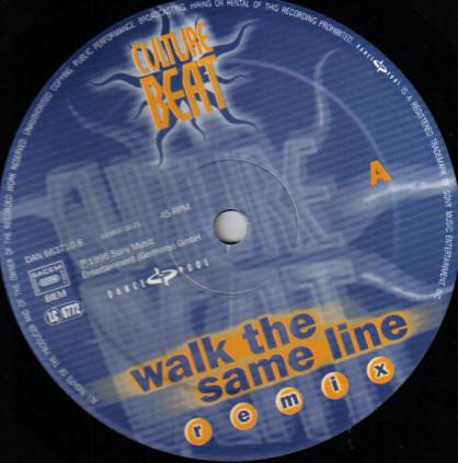 Culture Beat - Walk The Same Line (Remix)