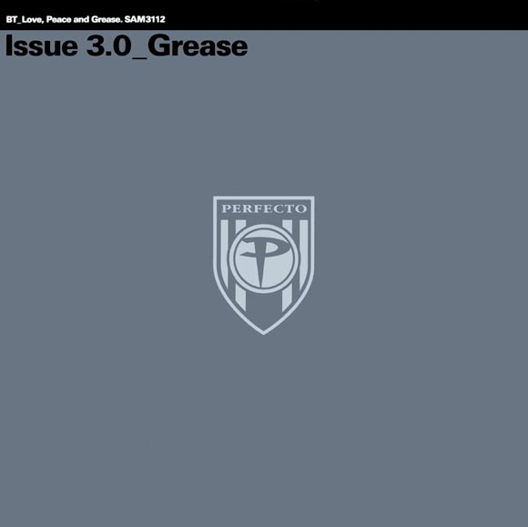 BT - Love, Peace And Grease - Issue 3.0 Grease - 12 inch x 1