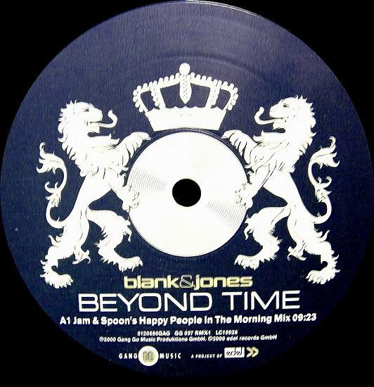 Blank & Jones - Beyond Time Remixes