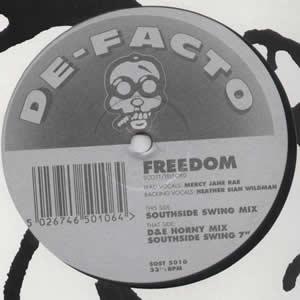 DE-FACTO - FREEDOM