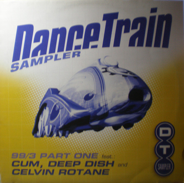 VARIOUS - DANCE TRAIN SAMPLER PART ONE