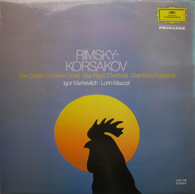 RIMSKY-KORSAKOV - The Golden Cockerel