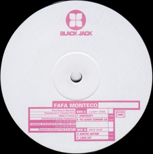 Fafa Monteco - Funky But Cheak EP