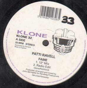 Patti Ravell - Fame