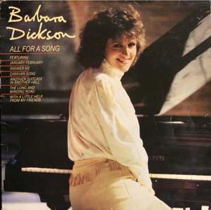 Barbara Dickson - All For A Song