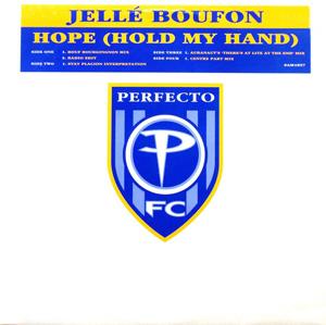 Jelle Boufon - Hope (Hold My Hand)