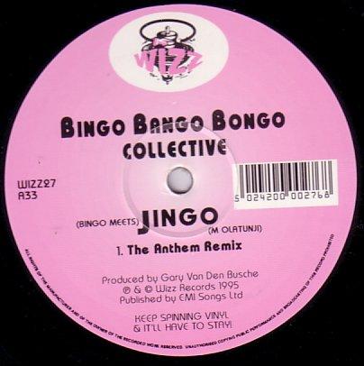 Bingo Bango Bongo Collective -  (Bingo Meets) Jingo