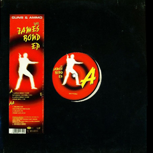 Guns & Ammo - The James Bond EP