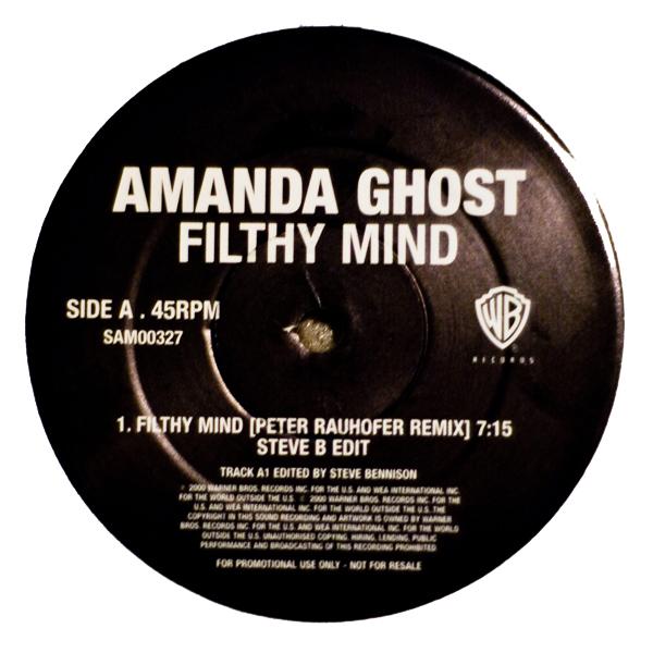 Amanda Ghost ? - Filthy Mind (Peter Rauhofer Remixes)