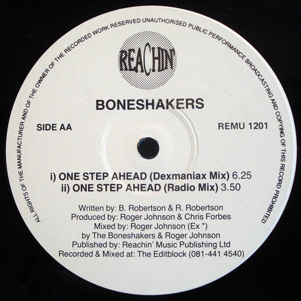 Boneshakers - One Step Ahead