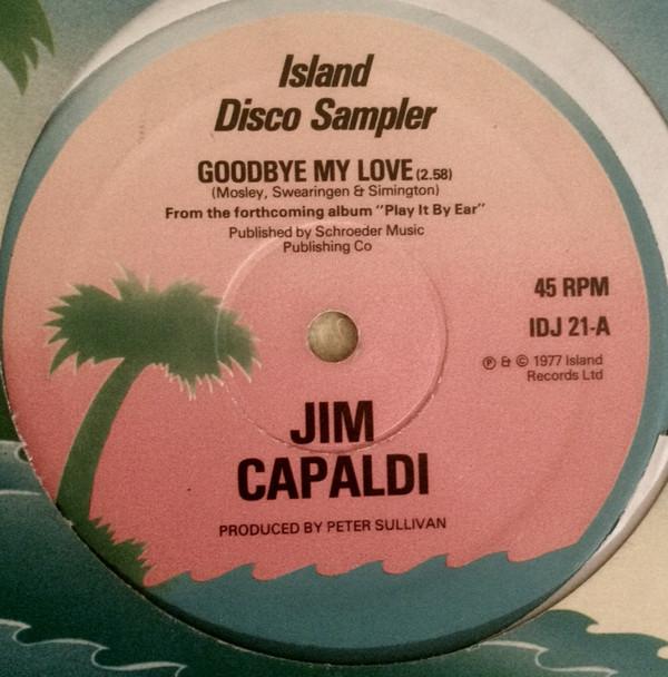 Jim Capaldi - Goodbye My Love