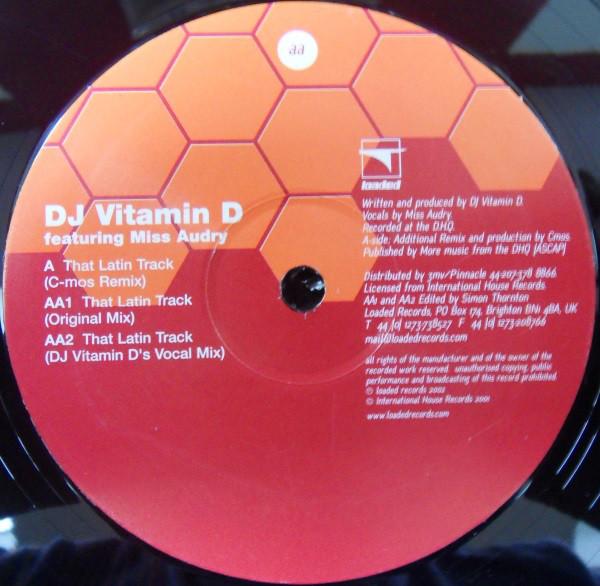 DJ Vitamin D - That Latin Track