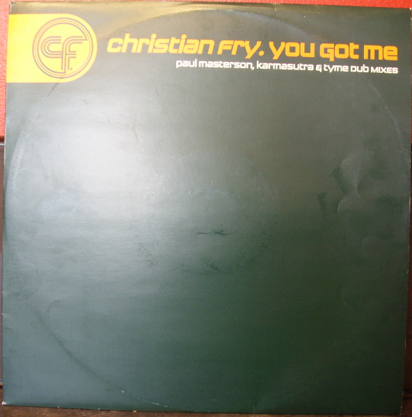 Christian Fry - You Got Me
