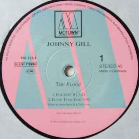Johnny Gill - The Floor