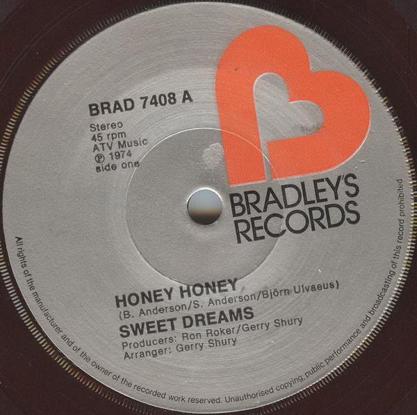 Sweet Dreams - Honey Honey