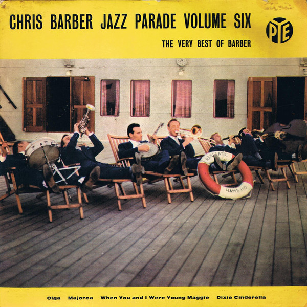 CHRIS BARBER - JAZZ PARADE, vol. 6