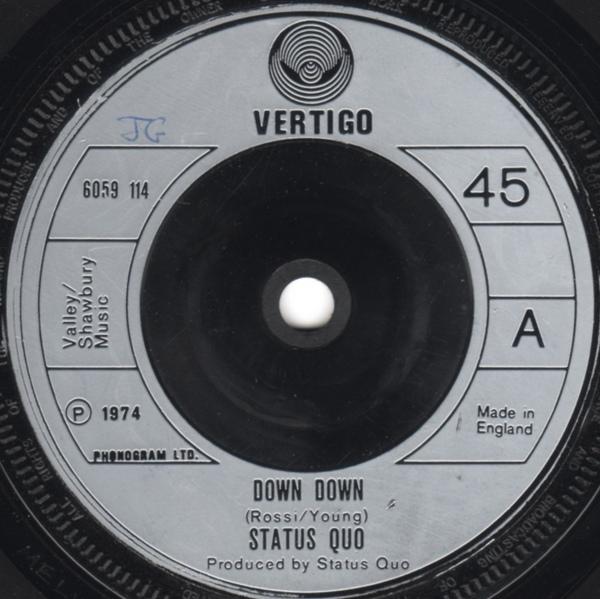 Down Down - Status Quo