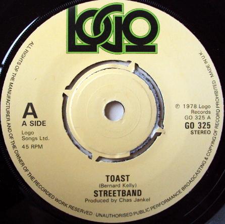 Streetband - Toast