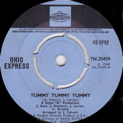 Ohio Express - Yummy Yummy Yummy