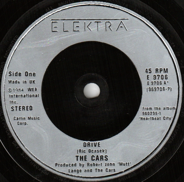 Cars, The - Drive