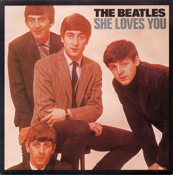 Beatles, The - She Loves You