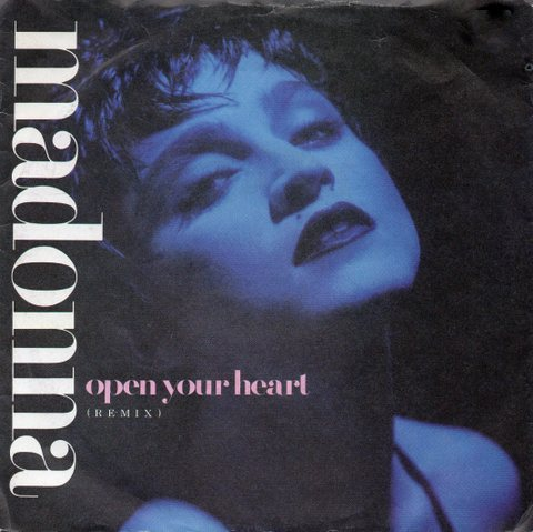 Madonna - Open Your Heart (Remix)