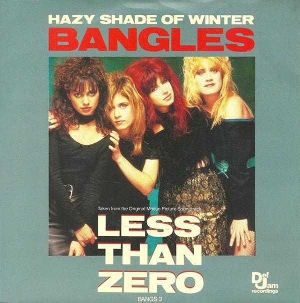 Bangles - Hazy Shade Of Winter