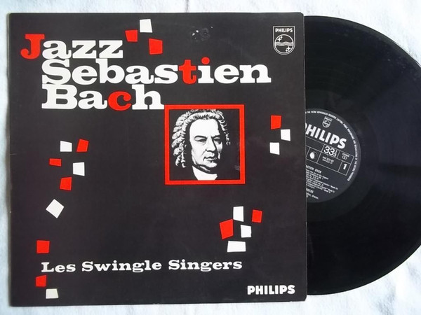 Les Swingle Singers - Jazz Sebastien Bach