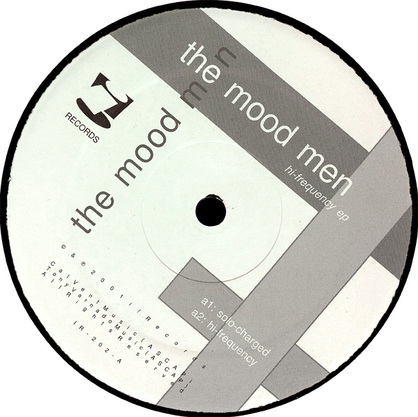 THE MOOD MEN - HI-FREQUENCY EP