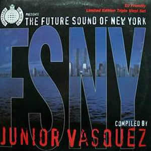 VARIOUS - THE FUTURE SOUND OF NEW YORK