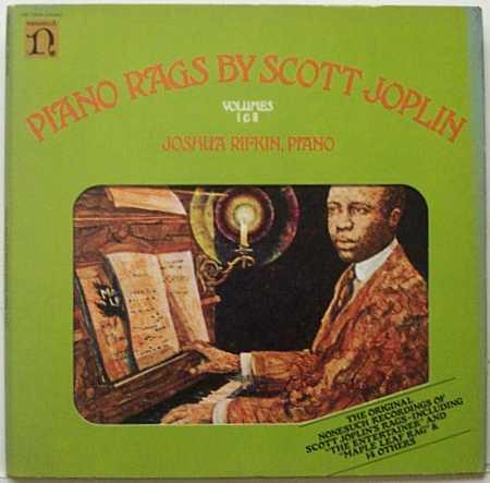 Joshua Rifkin - Piano Rags By Scott Joplin: Volumes I & II